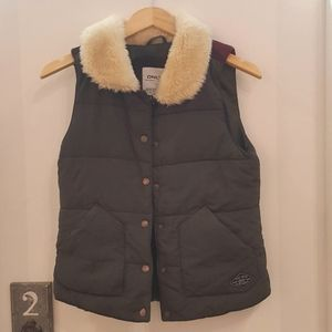 ONLY puffer vest
